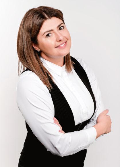 Шебанова Евгения Михайловна